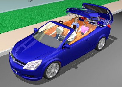 Video (Technical)                           – Concept Car Roof