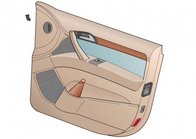 Concept Visualization                                     Interior Trim