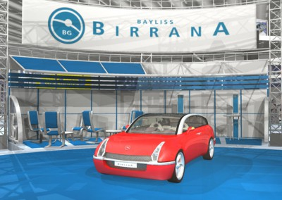 The Bayliss Birrana-68