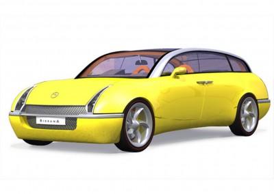 The Bayliss Birrana-75 Front Yellow