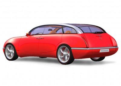 The Bayliss Birrana-75 Rear Red