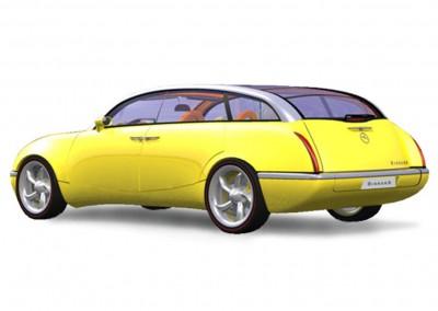 The Bayliss Birrana-75 Rear Yellow