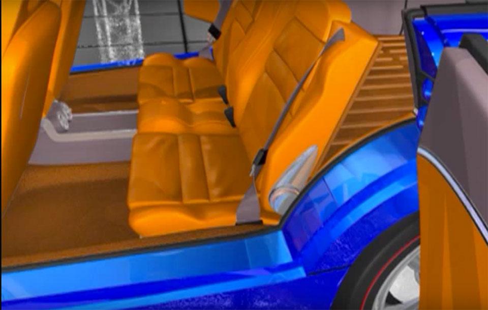 Video (Technical)                           – Birrana Rear Seats